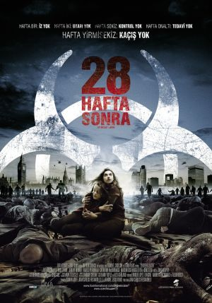 28 Hafta Sonra – 28 Weeks Later 2007 Türkçe Dublaj izle