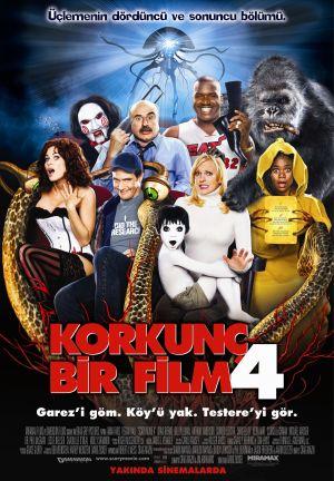 Korkunç Bir Film 4 – Scary Movie 4 2006 Türkçe Dublaj izle
