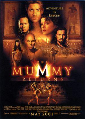 Mumya 2 – The Mummy 2 2001 Türkçe Dublaj izle