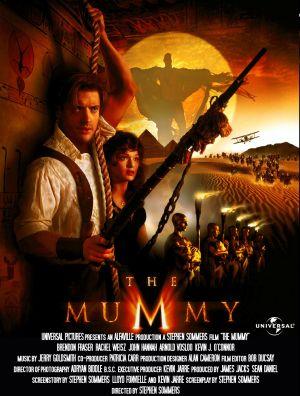 Mumya – The Mummy 1999 Türkçe Dublaj izle
