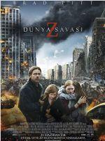 Dünya Savaşı Z – World War Z 2013 Türkçe Dublaj izle