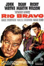 Kahramanlar Şehri – Rio Bravo 1959 Türkçe Dublaj izle