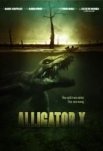 Bataklık Canavarı – Alligator X 2011 Türkçe Dublaj izle