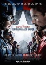 Kaptan Amerika 3 – Captain America 3 2016 Türkçe Dublaj izle