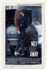 Sen Gitmeden Önce – Not Fade Away 2012 Türkçe Dublaj izle