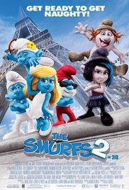 Şirinler 2 – The Smurfs 2 Türkçe Dublaj izle