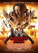 Ustura Dönüyor – Machete Kills 2013 Türkçe Dublaj izle
