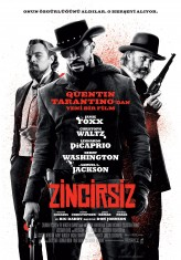 Zincirsiz – Django Unchained 2012 Türkçe Dublaj izle