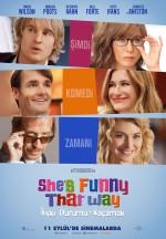 İlişki Durumu Kaçamak – Shes Funny That Way 2014 Türkçe Dublaj izle