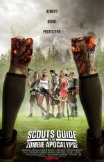 İzciler Zombilere Karşı – Scouts vs Zombies 2015 Türkçe Dublaj izle