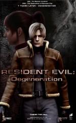Ölümcül Deney Dejenerasyon – Resident Evil Degeneration 2008 Türkçe Dublaj izle