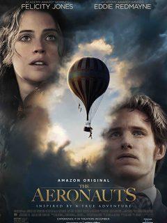 Balon Pilotları – The Aeronauts 2019 izle
