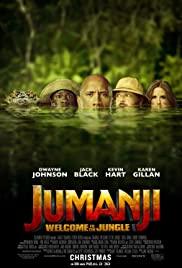 Jumanji: Vahşi Orman 2017 Türkçe Dublaj izle