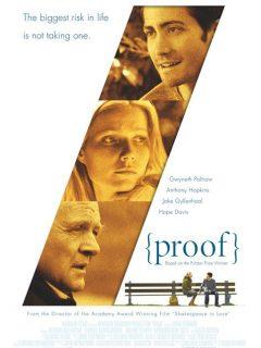 Kanıt – Proof 2005 Türkçe Dublaj izle