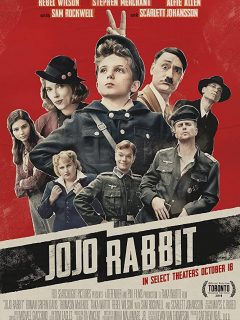 Tavşan Jojo – Jojo Rabbit 2019 Türkçe Dublaj izle