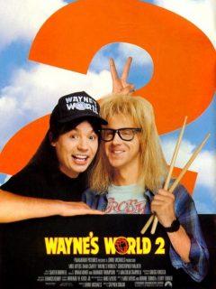 Wayne'nin Dünyası 2 full izle