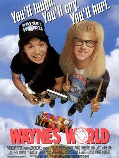 Wayne'in Dünyası full izle