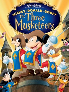 Mickey, Donald ve Goofy: Üç Silahşörler 1080p izle