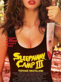 Sleepaway Kampı 3 1080p izle