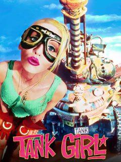 Tank Girl 1080p izle